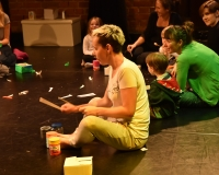 RECYCLING ORCHESTRA - family workshops